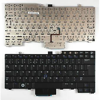 Dell Precision M2400 Black With Pointer UK Layout Replacement Laptop Keyboard