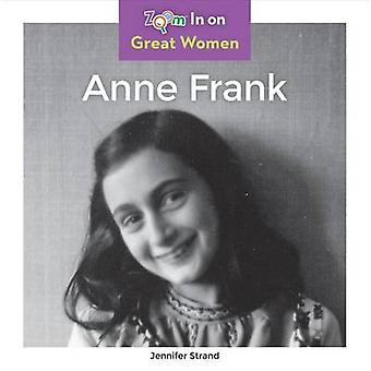 Anne Frank by Jennifer Strand - 9781680792201 Book