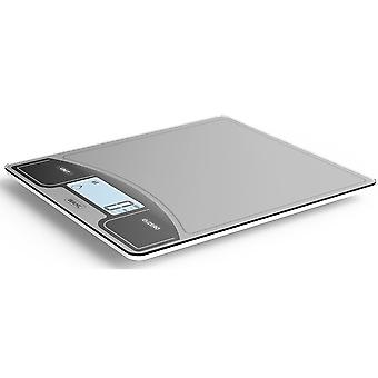 Wahl USB Oppladbar vekter kjøkken-sølv (Modell nr. ZX999)