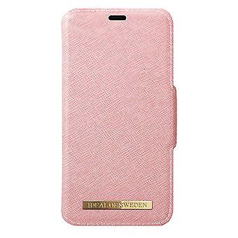 iDeal Of Sweden Samsung Galaxy S10 - Portafoglio di moda-Rosa