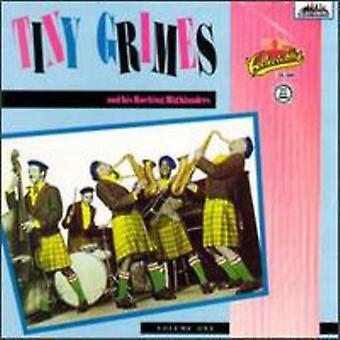 Tiny Grimes & hans Rocking hög - Tiny Grimes & hans Rocking hög: Vol. 1 [CD] USA import