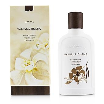 Thymes Vanilla Blanc Body Lotion 270ml/9.25oz