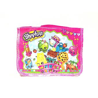 Hand Bag - Shopkins - Pink Purse Bag New 404412