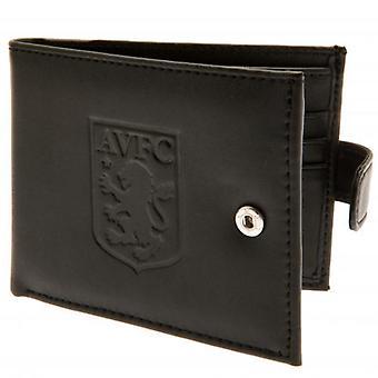 Aston Villa rfid Anti Fraud Wallet