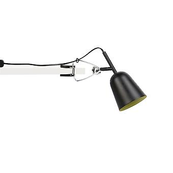 Faro - Studio Black And Cream Spotlight On Clip FARO51133
