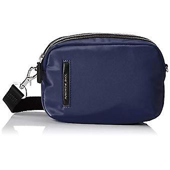 Mandarin Duck Hunter Blue/Eclipse Strap Bag 185x12x4cm