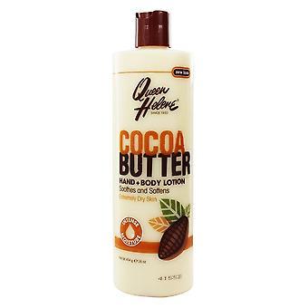 Balsam do ciała Queen Helen Cocoa Butter 454g