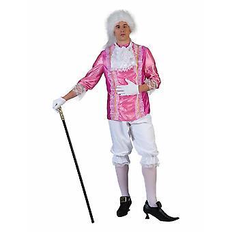 Costume baroque Pour Homme Marquis Graf Baron Amadeus