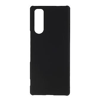 Sony Xperia 5 Gummischale-Schwarz