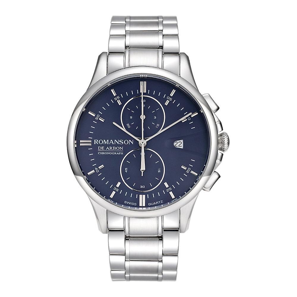 Romanson De Arbon CA5A09HMWWA4R5 Men's Watch Chronograph