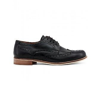 Made in Italia - Shoes - Lace-up shoes - SOUVENIR_NERO - Women - Schwartz - 40