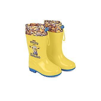 Perletti perletti98305 Despicable Me Rain Boots One Size Toy