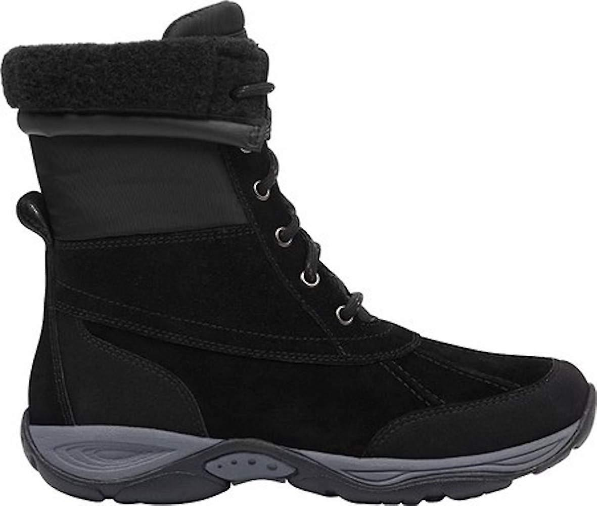 Easy Spirit Womens Elevate Leather Closed Toe Ankle Fashion Boots 8f9Vt