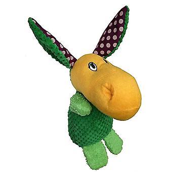 "Petlou Cute Friends Donkey-2 6"" - Dog Toy"