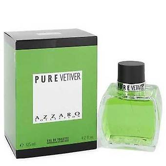 Azzaro Pure Vetiver By Azzaro Eau De Toilette Spray 4.2 Oz (men) V728-417266