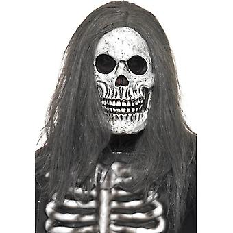 Sinister Skeleton Mask, One Size