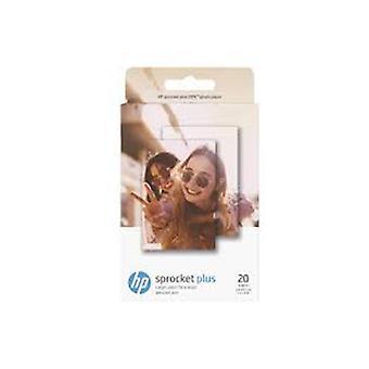 HP ψευδαργύρου 20Sh γυαλιστερό αυτοκόλλητα φωτογραφία μέσα
