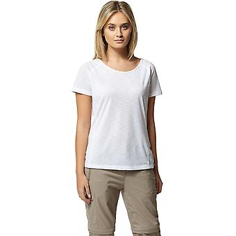 Craghoppers Donne Nosi Life Harbour Short Sleeve T Camicia