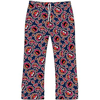 Meninos Animal personagem Lounge vestir calças pijama Bottoms Sleepwear 7-8 anos
