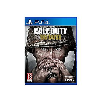 Call of Duty Call Of Duty WWII PS4