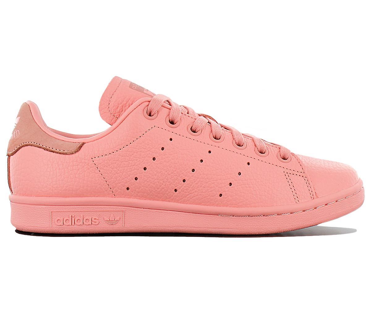 adidas Stan Smith BZ0469 Damen Schuhe Rosa Sneakers Sportschuhe T9GEH