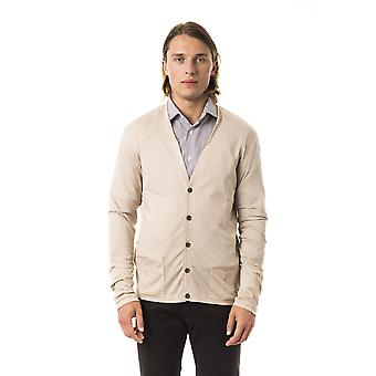 Cardigan Beige Byblos hombre
