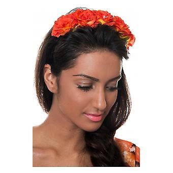 Rose Bloemen hoofdband