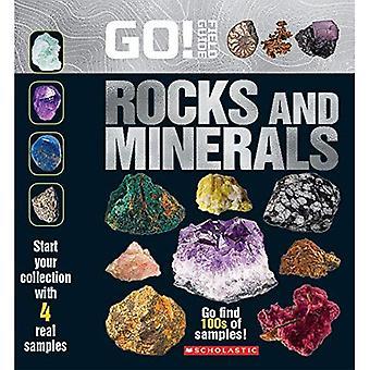 Gå! Feltet Guide: Bergarter og mineraler