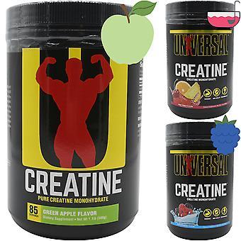 Universal Ravitsemus maustettu kreatiinijauhe ravintolisä - 85 annosta