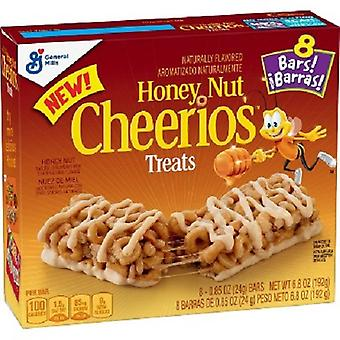Honey Nut Cheerios Treats Honey Nut Bars