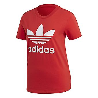 Adidas Trefoil Tee FM3302 universal all year women t-shirt