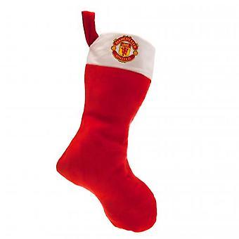 Manchester United Christmas Stocking