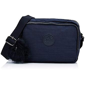 Kipling Silen - Blue Women's Shoulder Bags (True Dazz Navy) 15x24x45cm (W x H x L)