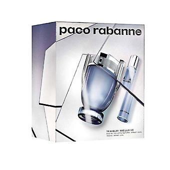 Paco Rabanne Invictus Gift Set 100ml EDT + 20ml EDT