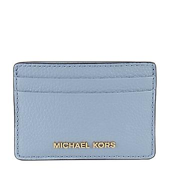 MICHAEL by Michael Kors Jet Set Pale Blue Card Holder