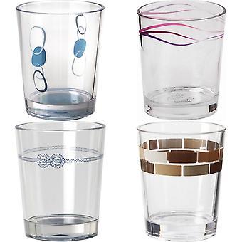 Brunner Plastic drikke glas (30cl)