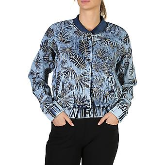 Guess Original Women All Year Jacket - Blue Color 38090