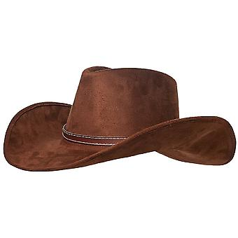 Adult Cowboy Hat Brown
