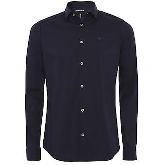 Armani Slim Fit Stretch Camicia