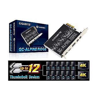 Gigabyte Alpine Ridge V2 Dual Thunderbolt 3 Card