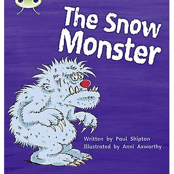 Bug Club Phonics Set 17 The Snow Monster by Paul Shipton - 9781408260