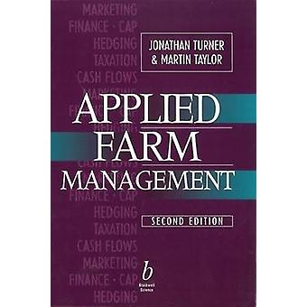 Applied Farm Management by Turner & Jonathan