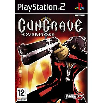 Gungrave Überdosierung (PS2) - Neue Fabrik versiegelt
