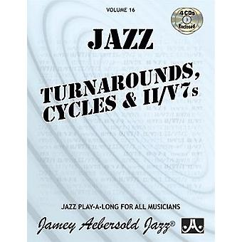 Volume 16 - Jazz Turnarounds - Cycles & II/V7's (with 4 Free Audio