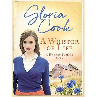A Whisper of Life by Gloria Cook - 9781788633406 Book