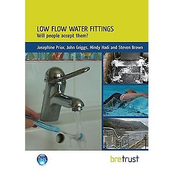 Low Flow Water Fittings - Will People Accept Them? - FB 51 by Josephine