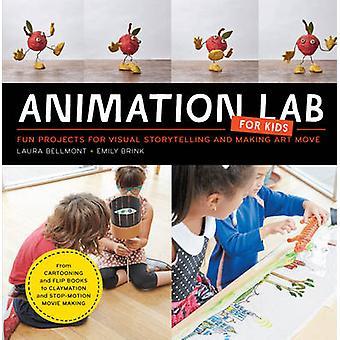 Laboratoire d'animation pour les enfants - projets amusants pour la narration visuelle et Maki