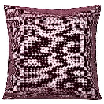 Fischgrät dicke Kissenbezug mit pliiow Polyester quadratische Kissenbezug mit pliiow für Sofa und Bett 45x45cm