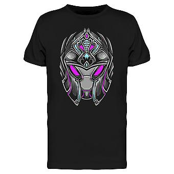 Purple Knight Warrior Robot Tee Men's -Kuva Shutterstock