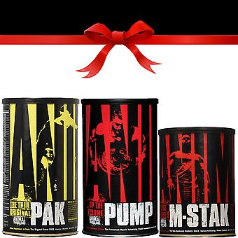 Universal Nutrition Advanced Bulking Stack - Choice of Free Gift!
